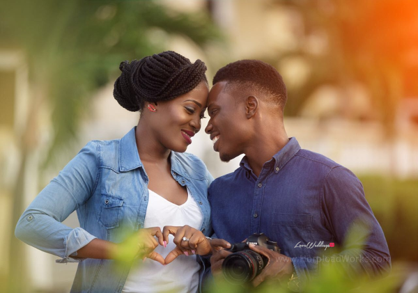 Nigerian photographer, Adebayo Lawson of B.Lawz Studios is set to wed