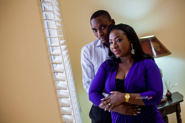 Nigerian PreWedding Shoot Blessing and Jide DO Weddings LoveWeddingsNG 3