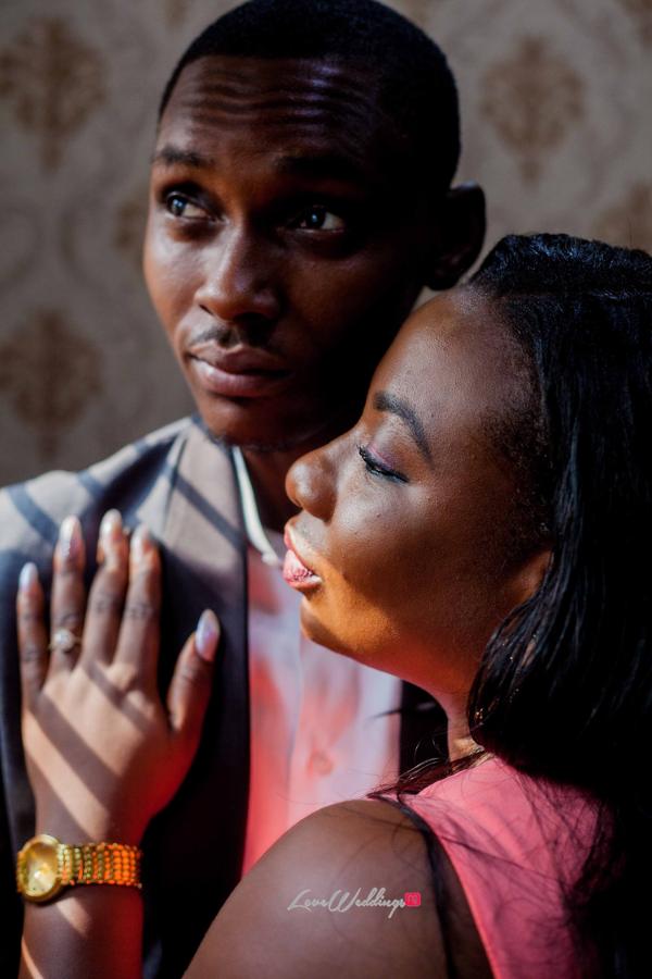 Nigerian PreWedding Shoot Blessing and Jide DO Weddings LoveWeddingsNG 5