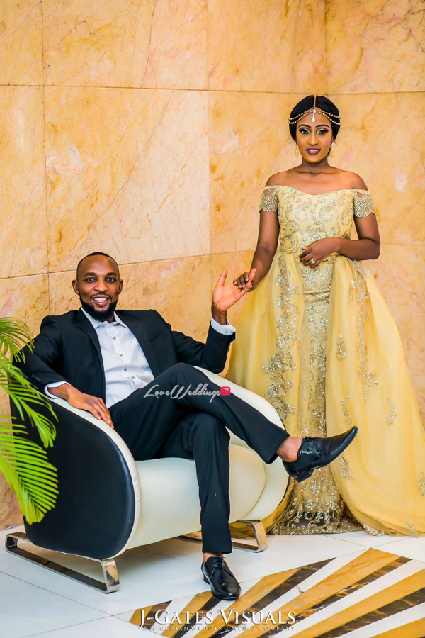 Nigerian PreWedding Yetunde and Olatunde Tessallure Events LoveWeddingsNG 1