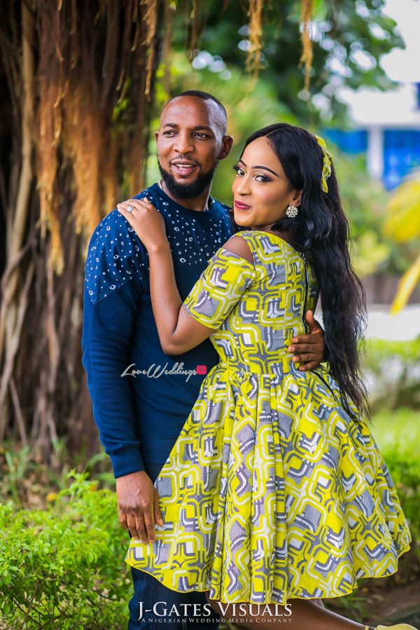 Nigerian PreWedding Yetunde and Olatunde Tessallure Events LoveWeddingsNG 13