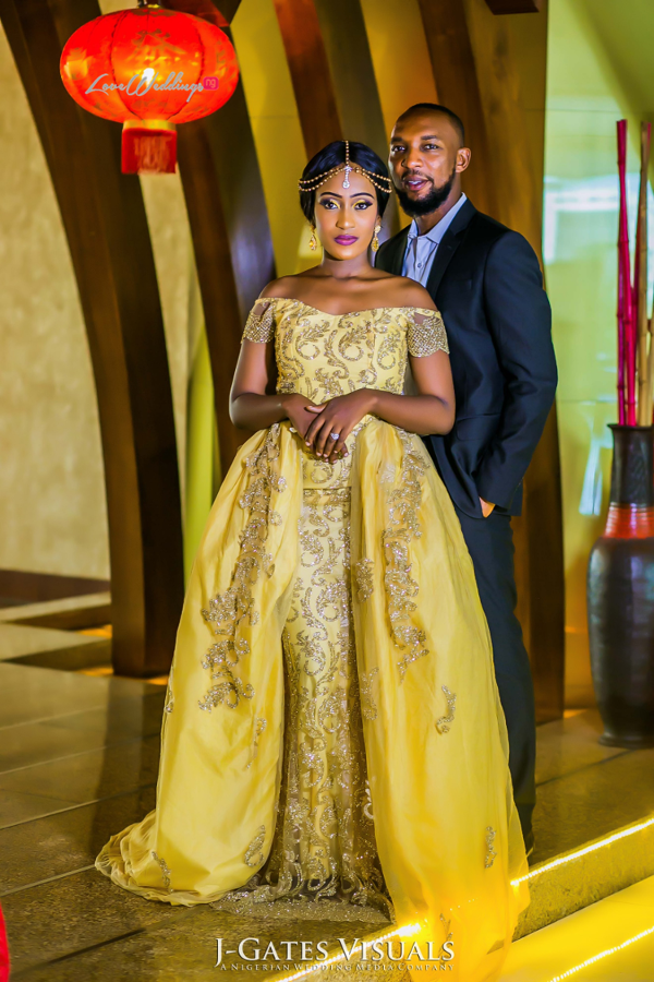 Nigerian PreWedding Yetunde and Olatunde Tessallure Events LoveWeddingsNG 3