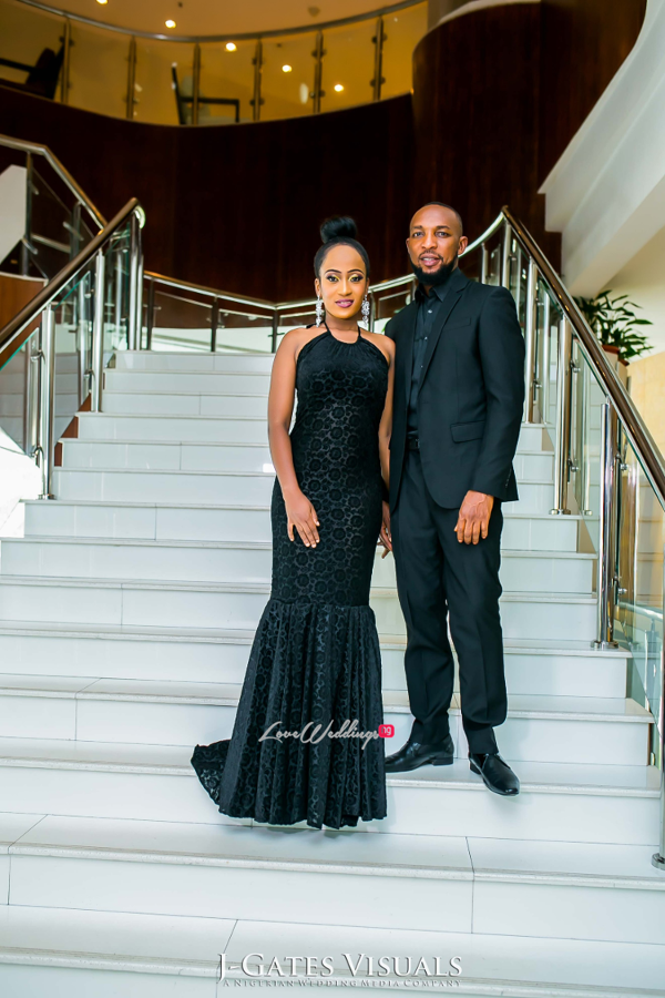 Nigerian PreWedding Yetunde and Olatunde Tessallure Events LoveWeddingsNG 7