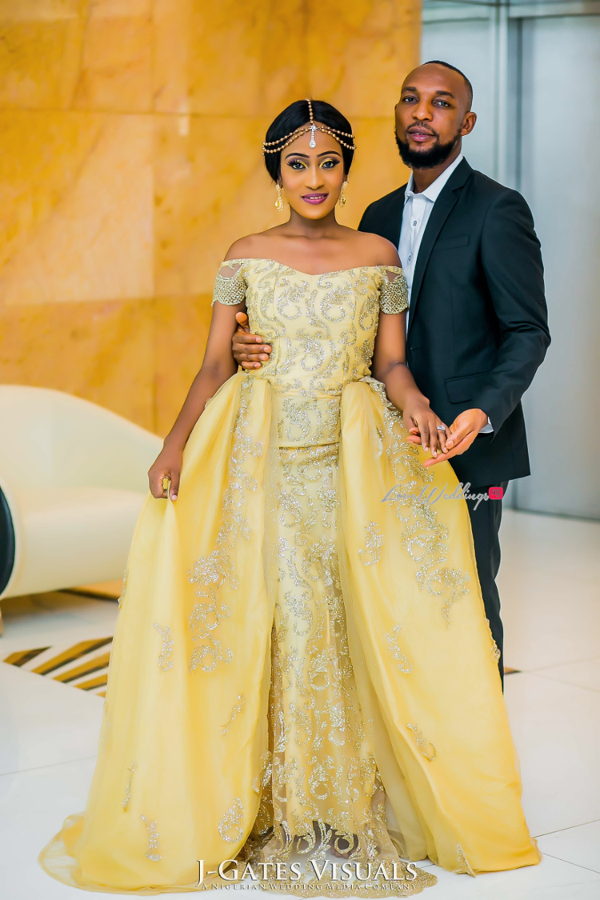 Nigerian PreWedding Yetunde and Olatunde Tessallure Events LoveWeddingsNG