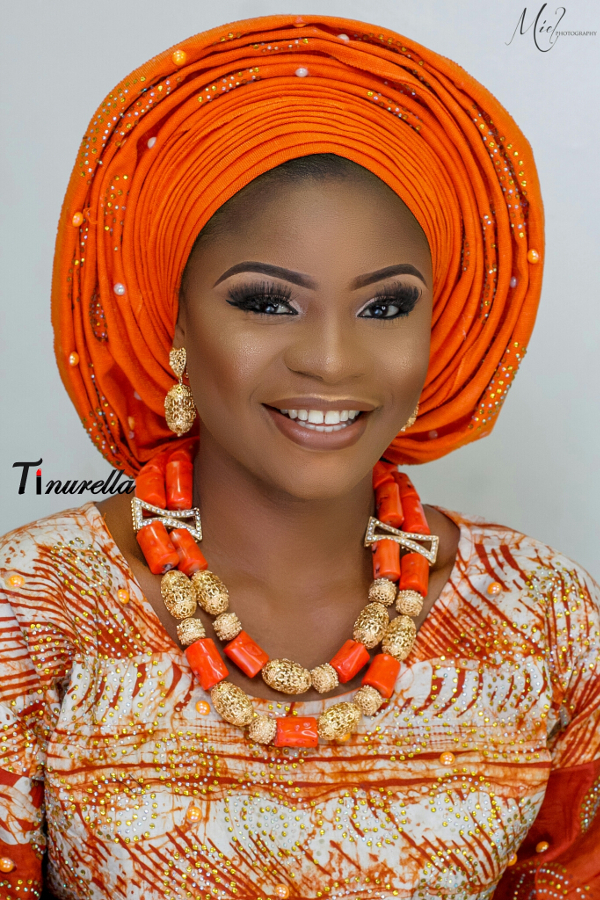 Nigerian Traditional Bridal Inspiration Tinurella LoveWeddingsNG