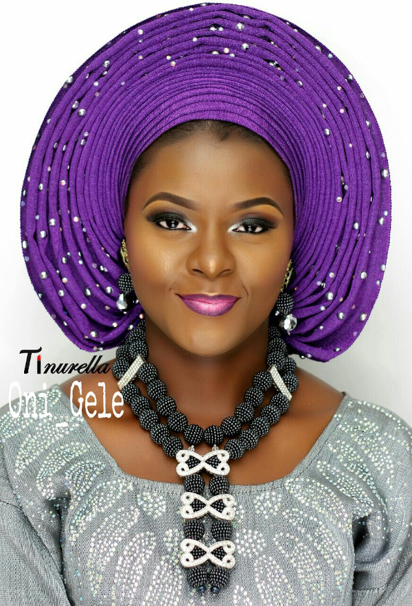 Nigerian Traditional Bridal Makeup Tinurella LoveWeddingsNG 8