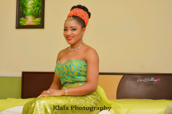 Nigerian Traditional Bride Ifeyinwa and Chidi Klala Photography LoveWeddingsNG 1