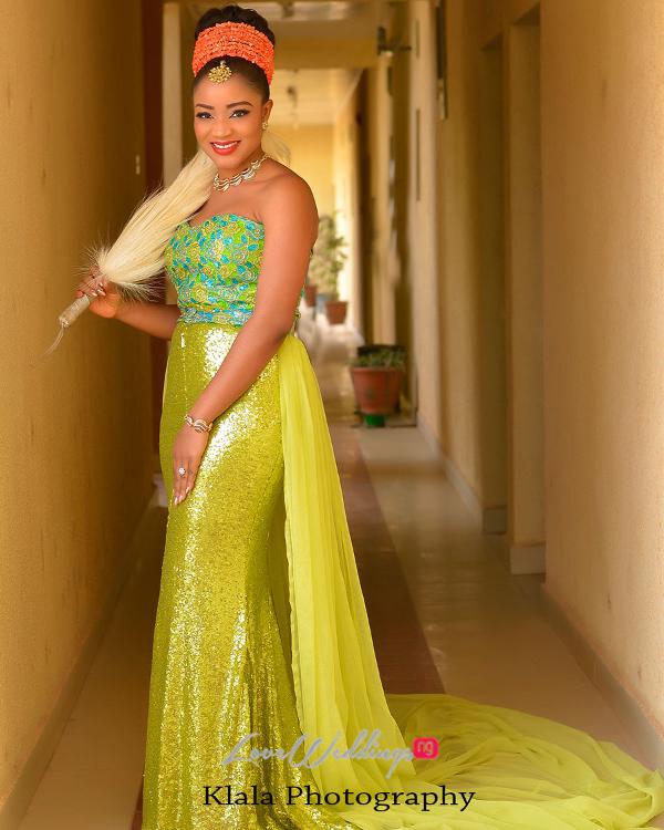 Nigerian Traditional Bride Ifeyinwa and Chidi Klala Photography LoveWeddingsNG