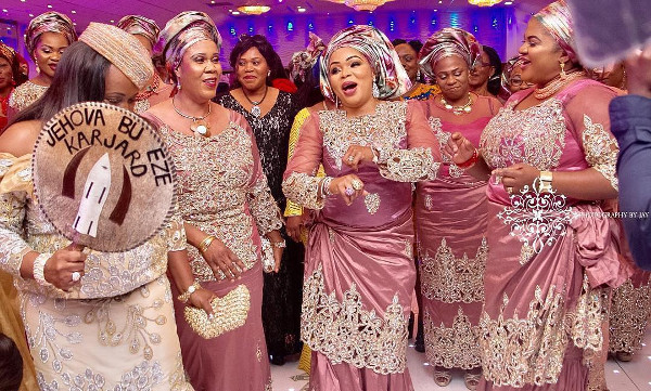 Nigerian Traditional Bride and Mother LoveWeddingsNG