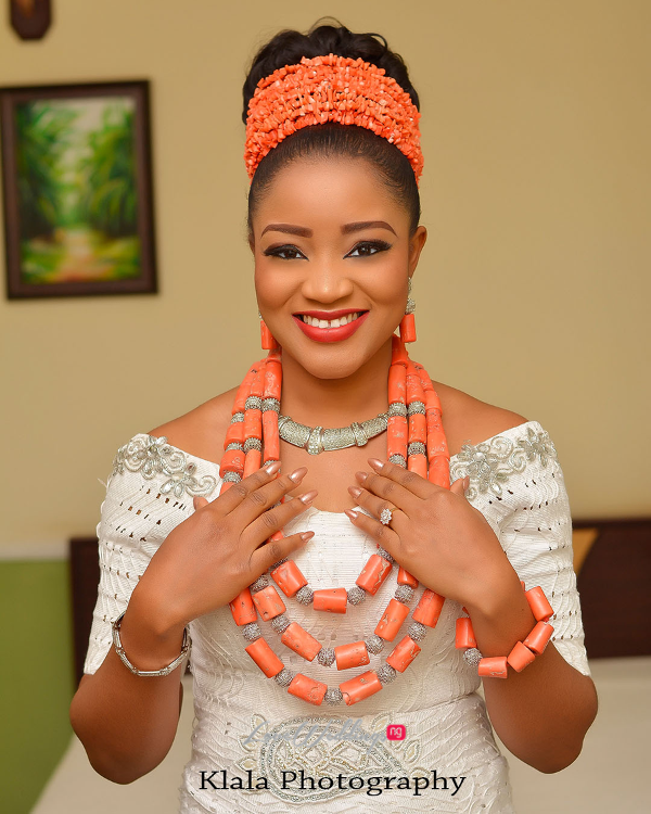 Nigerian Traditional Igbo Bride Ifeyinwa and Chidi Klala Photography LoveWeddingsNG 1