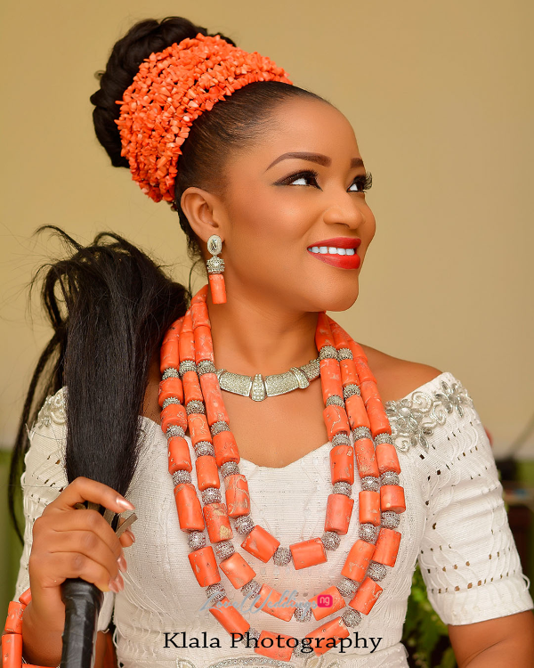 Nigerian Traditional Igbo Bride Ifeyinwa and Chidi Klala Photography LoveWeddingsNG