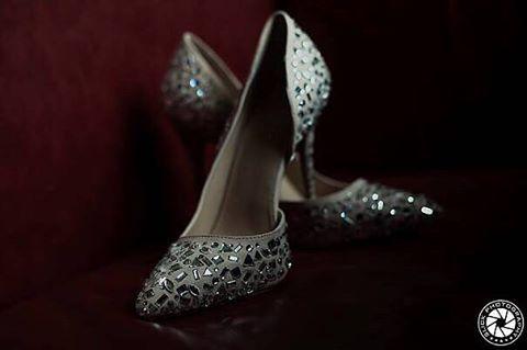 Nigerian Wedding Bridal Shoes LoveWeddingsNG 1