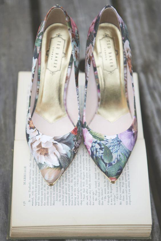 Nigerian Wedding Bridal Shoes LoveWeddingsNG 2