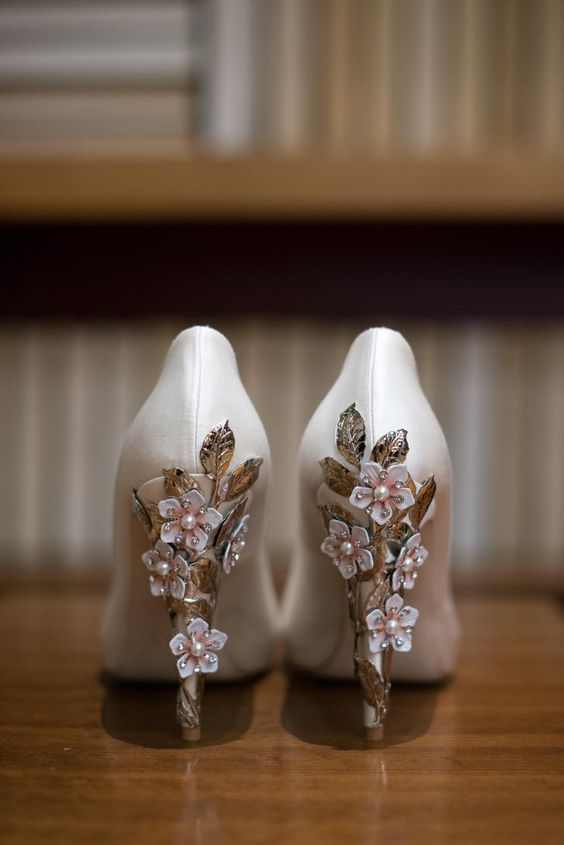 Nigerian Wedding Bridal Shoes LoveWeddingsNG 4