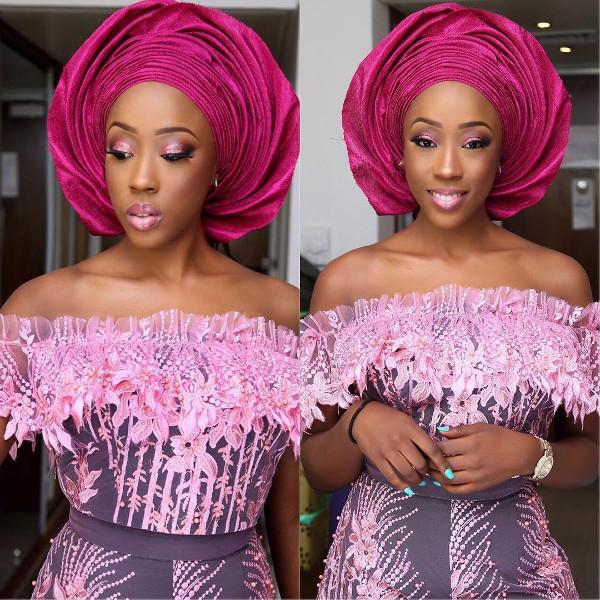 Nigerian Wedding Guest Inspiration Beverly Naya LoveWeddingsNG 4