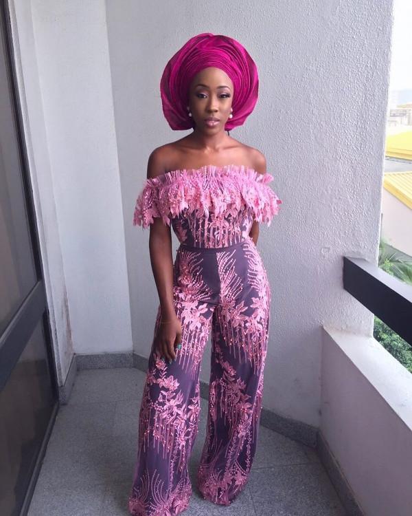 Nigerian Wedding Guest Inspiration Beverly Naya LoveWeddingsNG 5