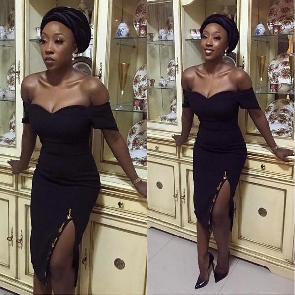 Nigerian Wedding Guest Inspiration Beverly Naya LoveWeddingsNG 6