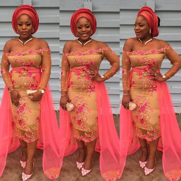 Nigerian Wedding Guest Inspiration - Ella Mo LoveweddingsNG 12