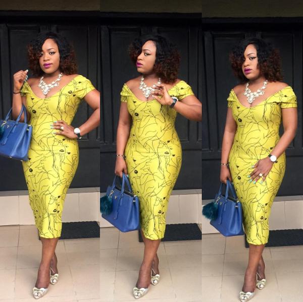 Nigerian Wedding Guest Inspiration - Ella Mo LoveweddingsNG 15