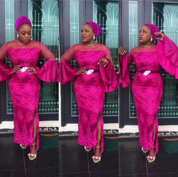Nigerian Wedding Guest Inspiration - Ella Mo LoveweddingsNG 3