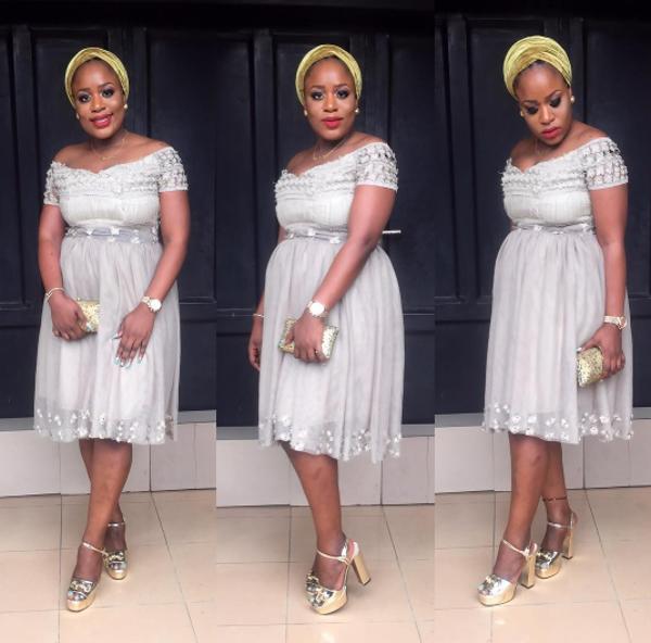 Nigerian Wedding Guest Inspiration - Ella Mo LoveweddingsNG 5