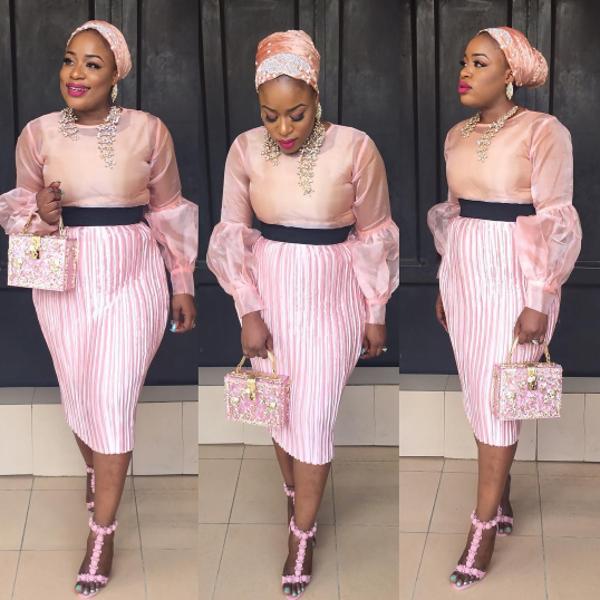 Nigerian Wedding Guest Inspiration - Ella Mo LoveweddingsNG 8