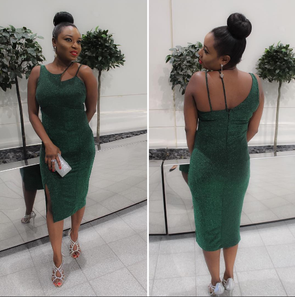 Nigerian Wedding Guest Inspiration Ene Abebe I.E Style LoveWeddingsNG 4