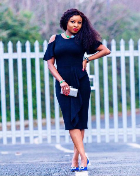 Nigerian Wedding Guest Inspiration Ene Abebe I.E Style LoveWeddingsNG 8