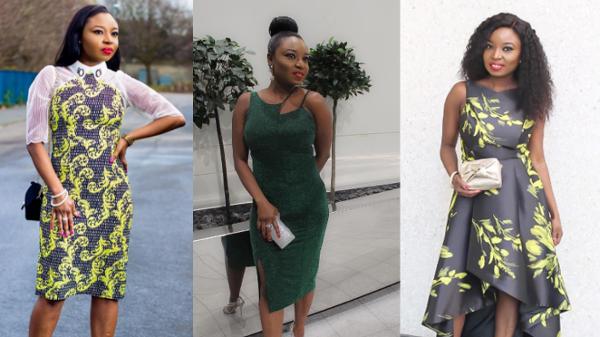 Nigerian Wedding Guest Inspiration Ene Abebe I.E Style LoveWeddingsNG feat