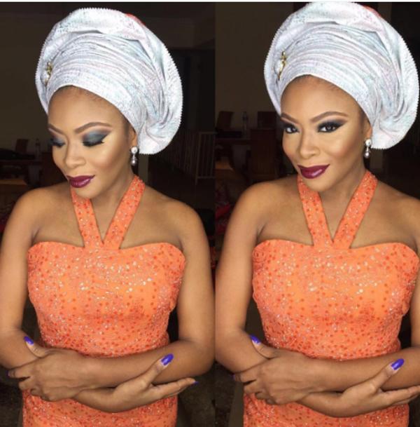 Nigerian Wedding Guest Inspiration - Marcy Dolapo Oni LoveweddingsNG 23
