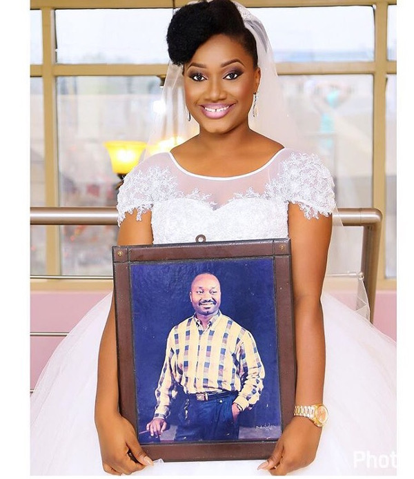 Nigerian Wedding Remember a lost one LoveWeddingsNG 1