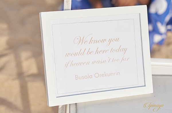 10 ways to remember a lost loved one at your wedding