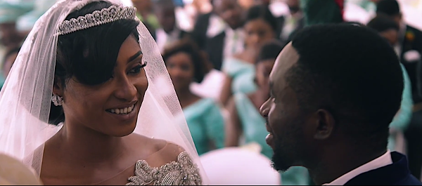 Nigerian Wedding Sope and Patrick Samon Films LoveWeddingsNG