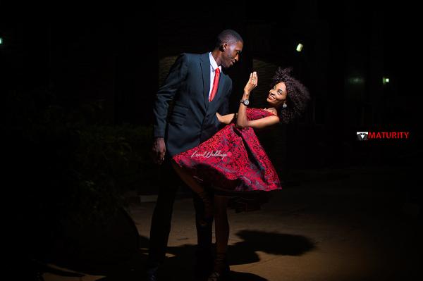 Nigerian blogger Kemi Filani PreWedding Pictures LoveWeddingsNG 2