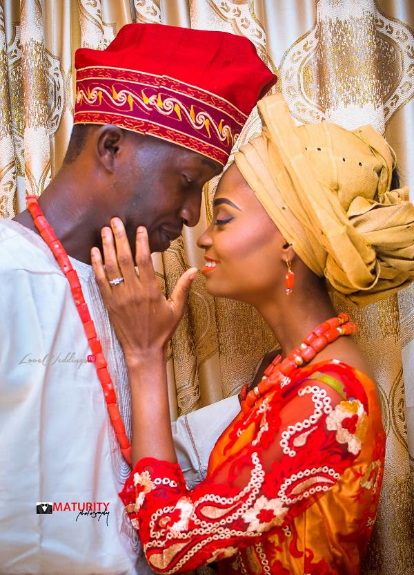 Nigerian blogger Kemi Filani PreWedding Pictures LoveWeddingsNG 3