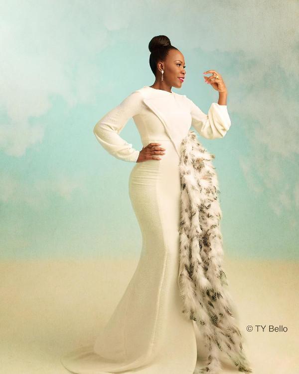 Tara Fela Durotoye 40th birthay shoot TY Bello LoveWeddingsNG 1
