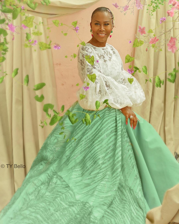 Tara Fela Durotoye 40th birthay shoot TY Bello LoveWeddingsNG 3