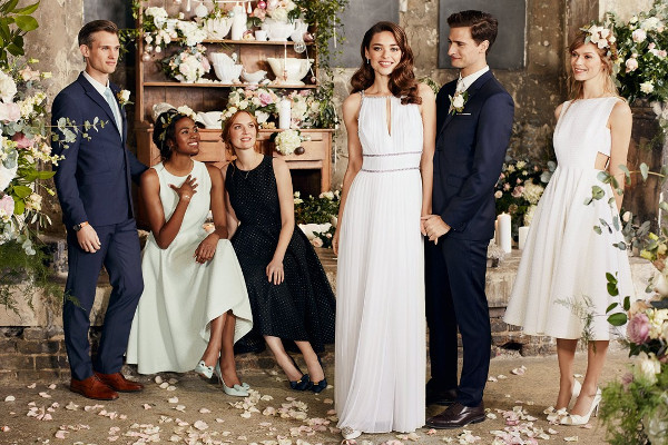 Ted Baker Wedding Dress Collection 2017 LoveWeddingsNG