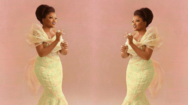 Funke 'Jenifa' Akindele – Bello serving bridal inspiration on ThisDay Style
