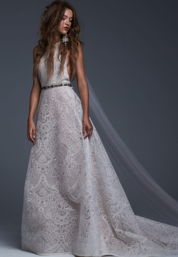 Vera Wang's Fall 2017 Bridal Collection - Young Love LoveWeddingsNG 11