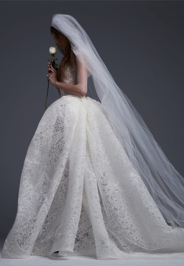 Vera Wang's Fall 2017 Bridal Collection - Young Love LoveWeddingsNG 15