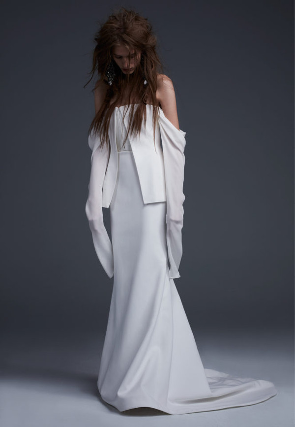 Vera Wang's Fall 2017 Bridal Collection - Young Love LoveWeddingsNG 2
