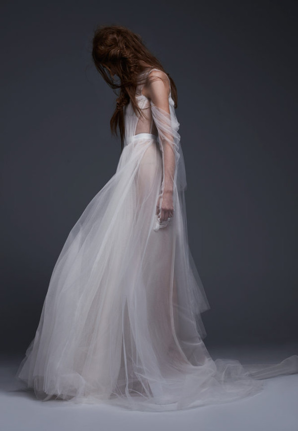 Vera Wang's Fall 2017 Bridal Collection - Young Love LoveWeddingsNG 5