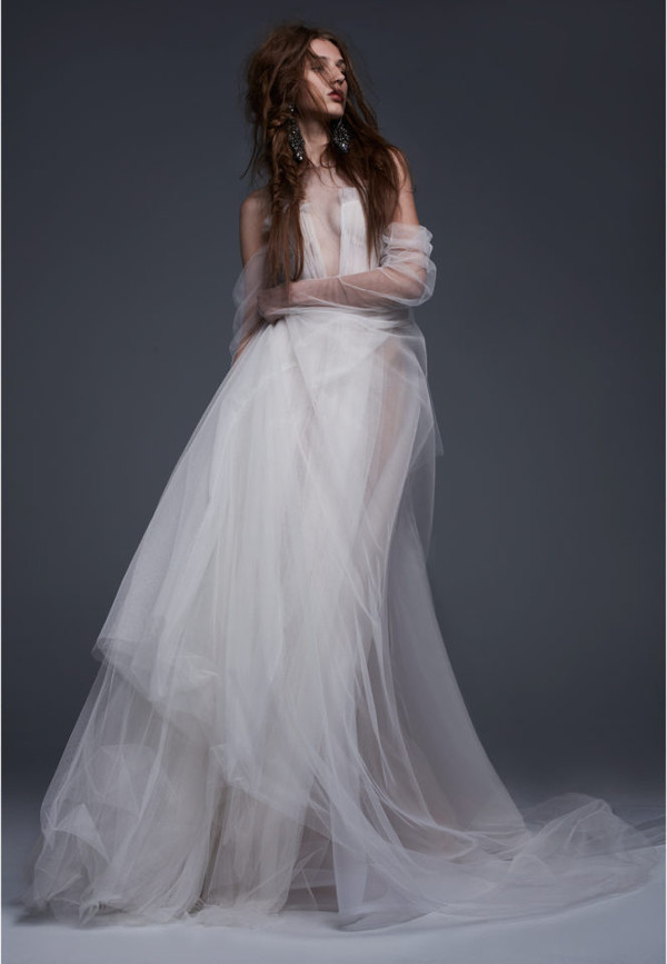 Vera Wang's Fall 2017 Bridal Collection - Young Love LoveWeddingsNG 6