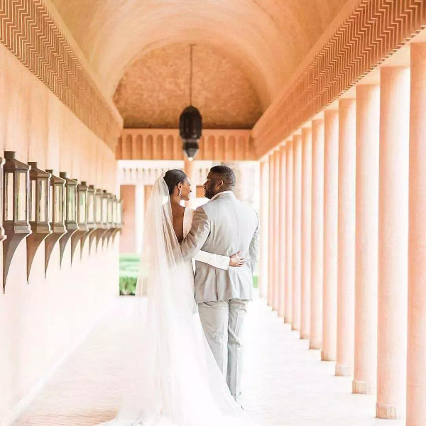 Agbani Darego Danjuma Wedding LoveWeddingsNG