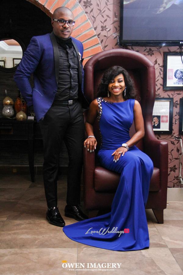 Celestine Ovia and Nancy Charles Nigerian PreWedding LoveWeddingsNG 2
