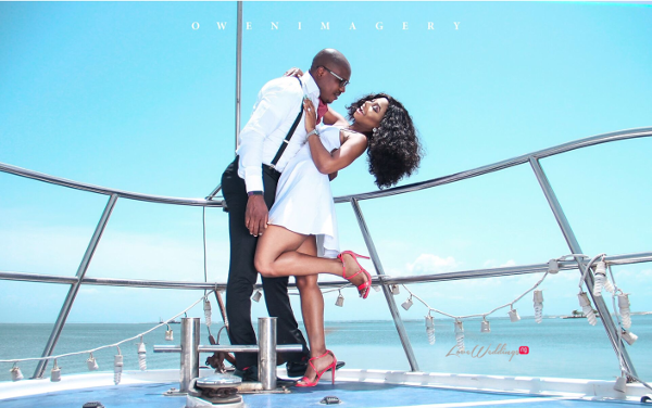 Celestine Ovia and Nancy Charles Nigerian PreWedding LoveWeddingsNG 7