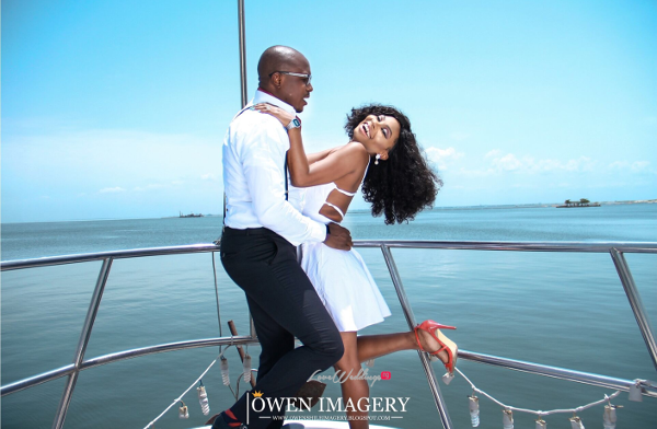 Celestine Ovia and Nancy Charles Nigerian PreWedding LoveWeddingsNG