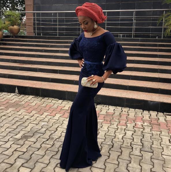 Mo Cheddah Owambe Nigerian Wedding Guest Inspiration LoveWeddingsNG