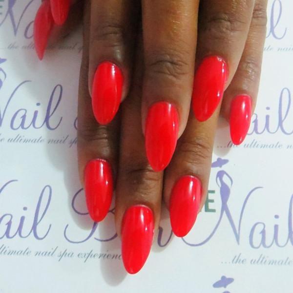 Nigerian Bridal Nail Inspiration LoveWeddingsNG 11